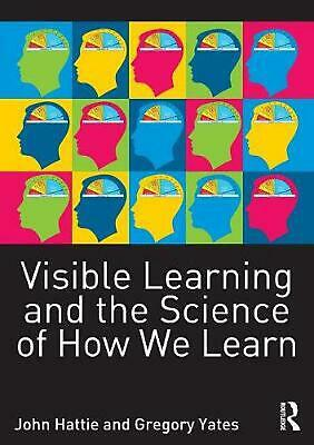 Visible Learning and the Science of How We Learn by John Hattie (English) Paperb