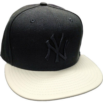 New Era NY Yankees 59Fifty BW Pack Poptonal Fitted Baseball Cap rrp£30