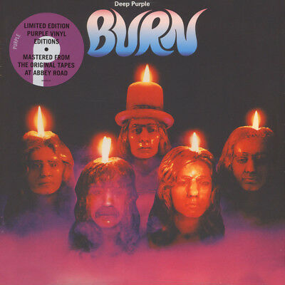 Deep Purple - Burn Purple Vinyl Edition (LP - 2018 - DE - Reissue)