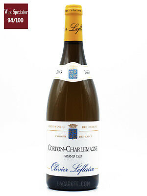 Corton Charlemagne 2013 Grand Cru - Domaine Olivier Leflaive / 75cl
