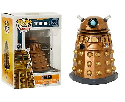 Funko Pop TV: BBC Doctor Who - Dalek Vinyl Figure Item #4632
