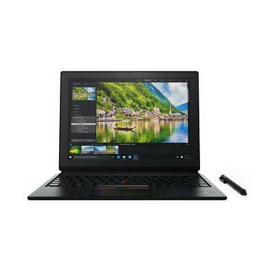 """Lenovo ThinkPad X1 12"""" 2-in-1 Touchscreen IPS with Detachable Keyboard"""