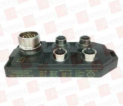 BI5UQ08AN6X202MRS4T TURCK ELEKTRONIK BI5U-Q08-AN6X2-0.2M-RS4T NEW IN BOX