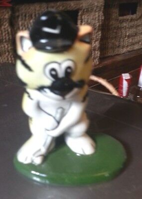 Lorna Bailey GOLFER the cat Excellent Condition FREE P&P