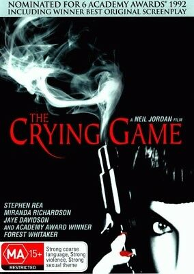The Crying Game = NEW DVD R4