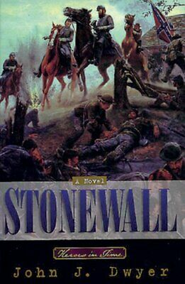 STONEWALL by JOHN J DWYER, Paperback Book The Cheap Fast Free Post