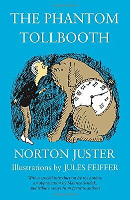 The Phantom Tollbooth by Juster, Norton Book The Cheap Fast Free Post