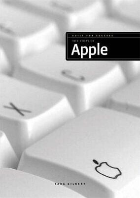 The Story of Apple (Built for Success) by Watts, Franklin Book The Cheap Fast