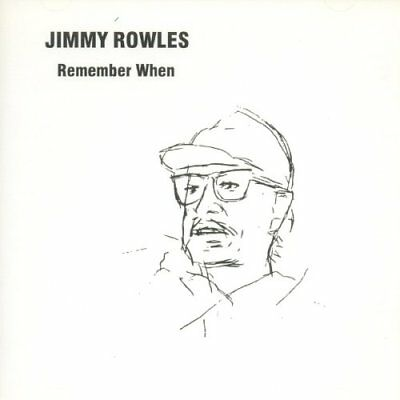 Jimmy Rowles - Remember When - Jimmy Rowles CD 72VG The Cheap Fast Free Post The