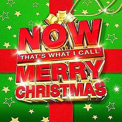 Now That's What I Call Merry Christmas (CD) 20 Holiday Favorites Bieber Groban