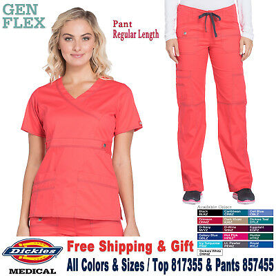 Dickies Scrubs Satz gen Flex Youtility Top & Cargo-Hose_817355/857455_Regular