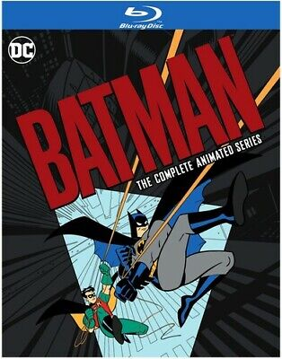 Batman: The Complete Animated Series [New Blu-ray] With Bonus Disc, Boxed Set,