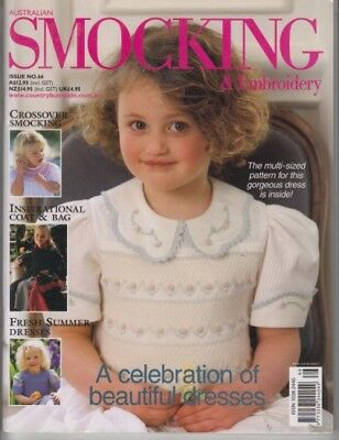 Australian Smocking & Embroidery = Issue No 66