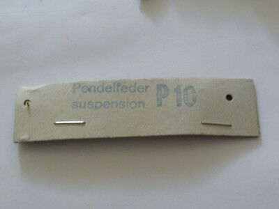 Vintage Replacement Clock Suspesion P10 (NOS)