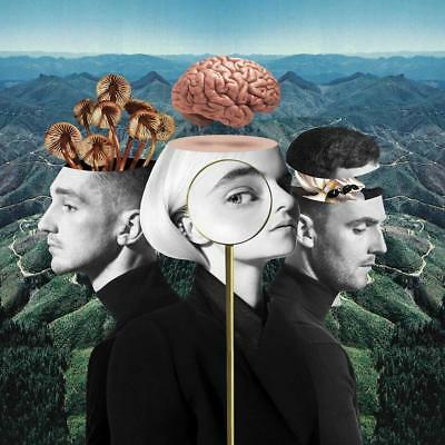 CLEAN BANDIT WHAT IS LOVE? LIMITED EDITION RED VINYL 2-LP (Released 7/12/2018)