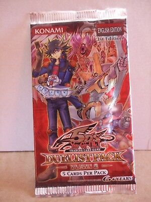Duelist Pack Konami Trading Card Game Yugioh Cards
