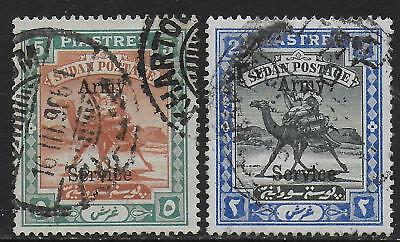 British Colonies in Africa stamps 1906 SG A14-A15 CANC VF