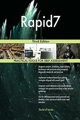 Rapid7 Third Edition by Gerardus Blokdyk (English) Paperback Book Free Shipping!