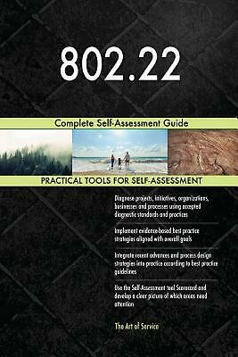802.22 Complete Self-assessment Guide by Gerardus Blokdyk (English) Paperback Bo
