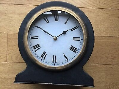Large antique style but modern design mantle clock - Brand New RRP:£46.95