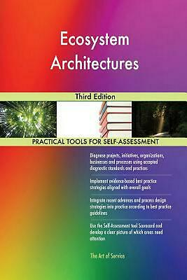 Ecosystem Architectures Third Edition by Gerardus Blokdyk (English) Paperback Bo