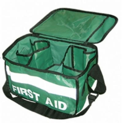 First Aid Kit Haversack Bag - Empty