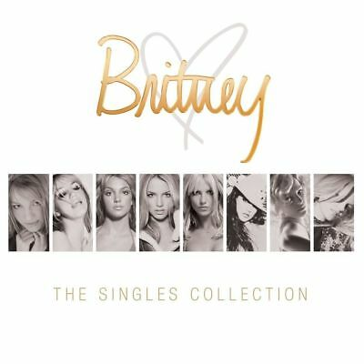 Britney Spears (New Sealed Cd) The Singles Collection Greatest Hits Very Best Of