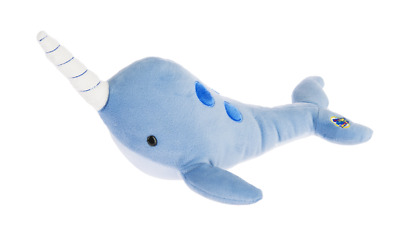 Webkinz DECEMBER  RELEASE: NARWHAL -  PLUSH ONLY - IN HAND !!!!