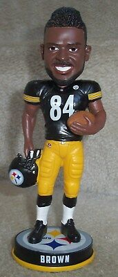 cb585c576d6 ANTONIO BROWN Legends of Field Player BOBBLE HEAD Pittsburgh Steelers 2017  New