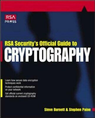RSA Security's Official Guide to Crypto... by Paine, Stephen Mixed media product