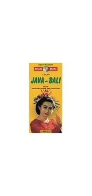 Indonesia Map: Java and Bali Sheet 5 (Nelles Map) Other printed item Book The