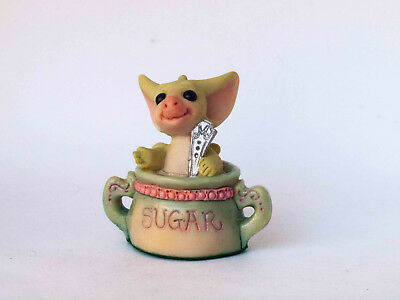 SALE Real Musgrave - Whimsical World of Pocket Dragons Figurine - Sugar ?