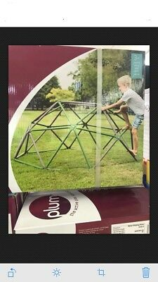 NEW Plum Metal Geometric Dome Kids Climbing Frame