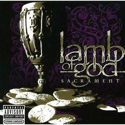 Sacrament Lamb of God Audio CD