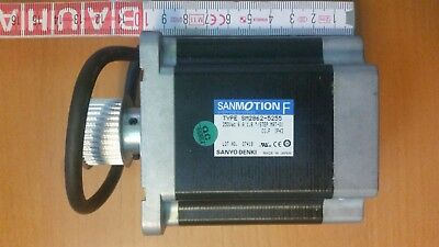 Sanyo Denki Sanmotion SM2862-5255 Stepper Motor TOP ANGEBOT