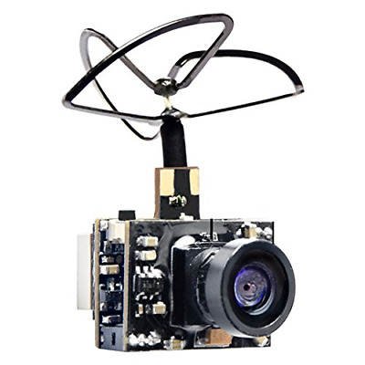Wolfwhoop WT01 Micro AIO 600TVL Cmos Camera 5.8GHz 25mW FPV Transmitter Combo