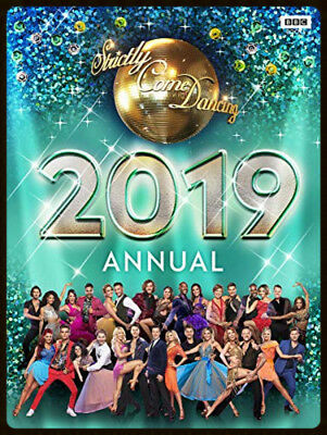Strictly Come Dancing Annual 2019 Official by Alison Maloney Hardcover New