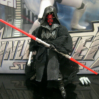 """STAR WARS the vintage collection DARTH MAUL 3.75"""" tpm VC86"""
