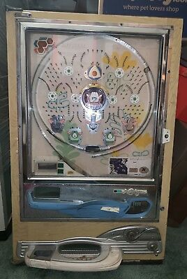 vintage Flower/Leaf Nishijin DX pachinko machine w/balls-good condition