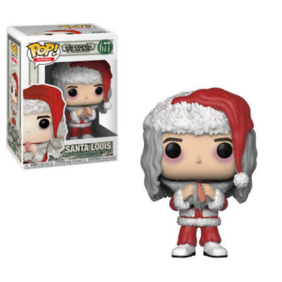 Trading Places - Santa Louis W/Salmon Funko Pop! Movies: Toy