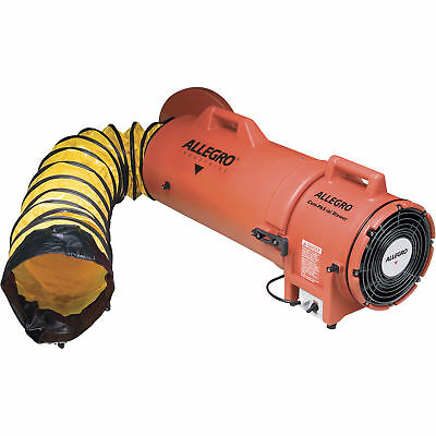 Allegro Industries AC Blower w/Canister-15-ft Ducting #9533-15