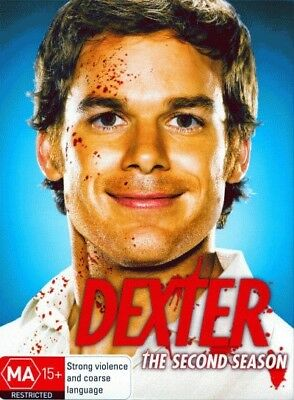 Dexter: Season 2 - Brand New DVD Region 4