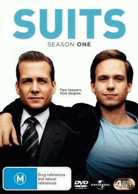 Suits: Season 1 = NEW DVD R4