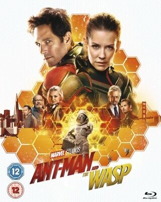 Ant Man & The Wasp, 8717418538514