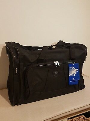 fc5e007388b Mens and womens Large Sports & Gym Duffle Holdall Bag SPORTS TRAVEL WORK