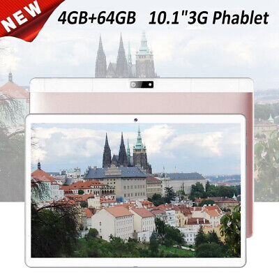 GPS Phone Wifi Phablet 10.1 inch Android 7.0 Tablet PC 4GB+64GB Octa Core WIFI