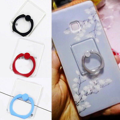 Universal Phone Holder Finger Ring Cute Mobile Grip Stand Socket for Cell Phone