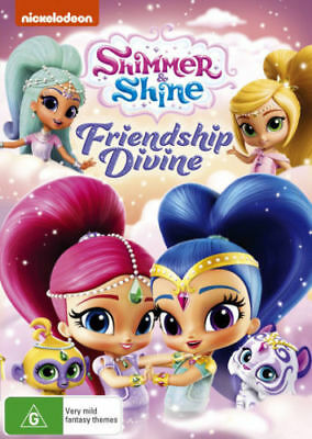 Shimmer & Shine: Friendship Divine = NEW DVD R4