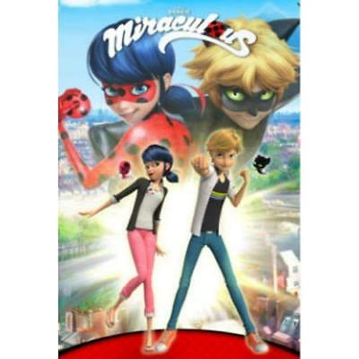 Miraculous: Tales of Ladybug and Cat Noir - Paperback NEW Entertainment,  2016-0