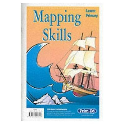 Mapping Skills: Lower Primary - Paperback NEW Publications, R 1993-12